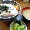 『とん喜』 カツ丼定食
