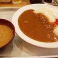 『大沢食堂』 カレーライス(中辛)