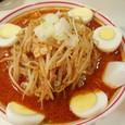 『中本・目黒店』 味噌卵麺